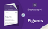 Bootstrap 4 Figures - thumbnail