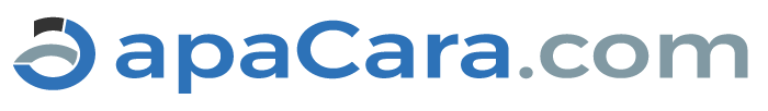 apaCara.com logo footer