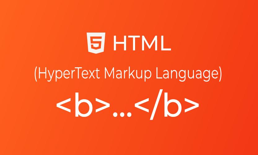 HTML b tag | belajar <b> element