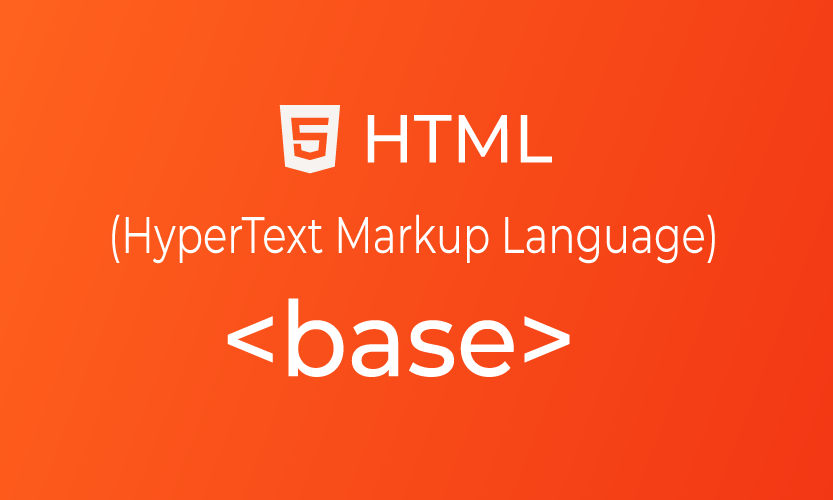 HTML base tag | belajar <base> element
