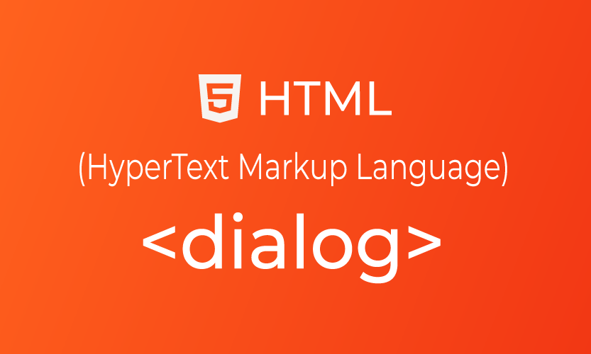 HTML dialog tag | belajar <dialog> element