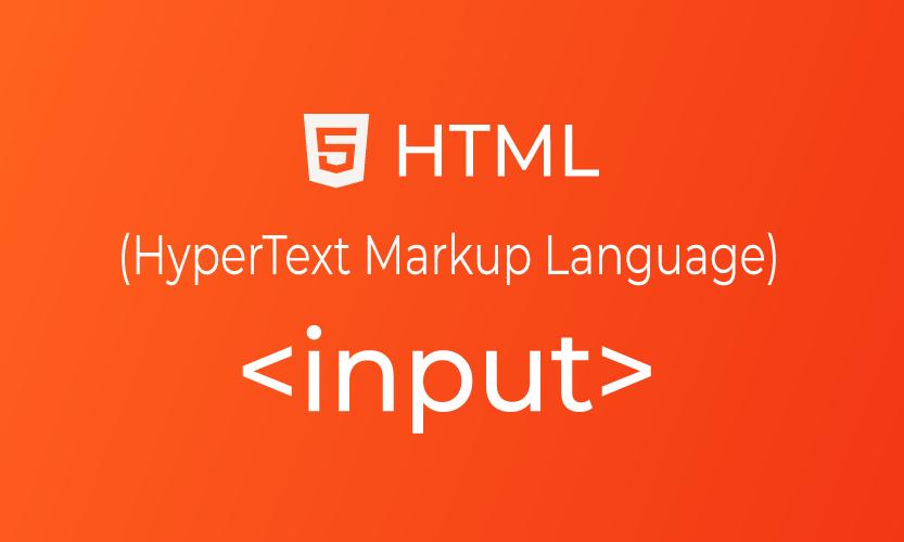 HTML input tag | belajar <input> element