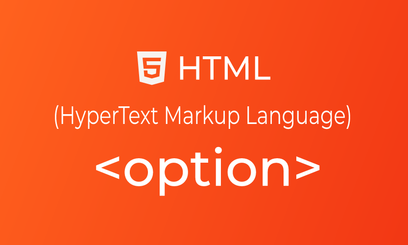 HTML option tag | belajar <option> element
