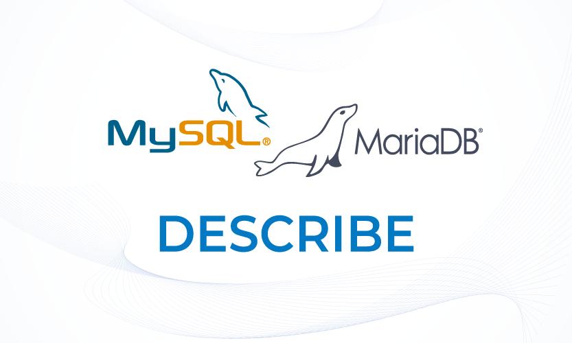 MariaDB: DESCRIBE Untuk Menjelajah Struktur Tabel
