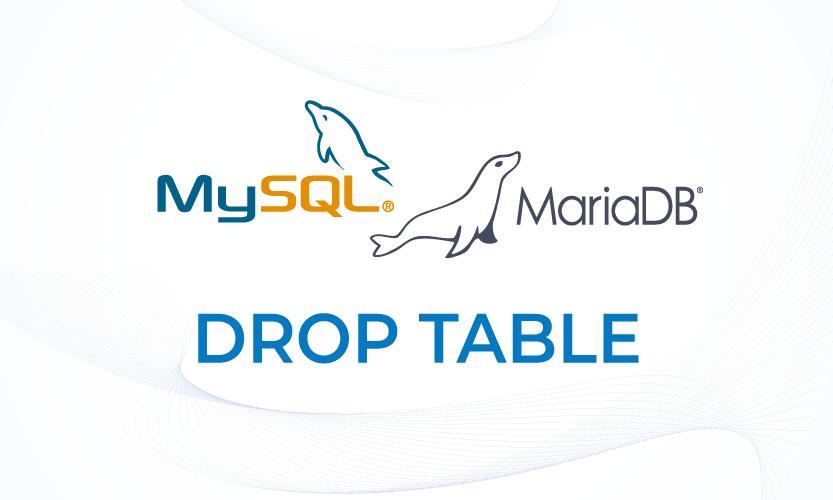 MariaDB: DROP TABLE - Menghapus Tabel