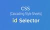 CSS id Selector - thumbnail