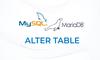 ALTER TABLE - Merubah, Menambahkan, Menghapus Kolom Pada MariaDB dan MySQL - thumbnail