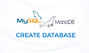 MariaDB: CREATE DATABASE - Membuat database Baru - thumbnail