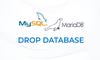 MariaDB-MySQL DROP DATABASE - Hapus Database - thumbnail